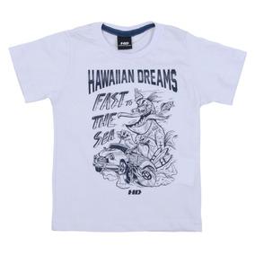 Camiseta Masculina Hd Infantil Monster Car