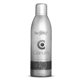 Água Oxigenada Clarium 40 Volumes De Sírius