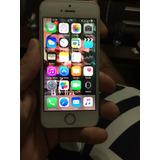 Iphone 5s 16gb Pegando Tudo Com Vários Arranhões Na Carcaça.