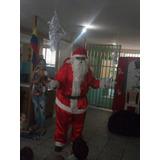 Santa Claus Para Tu Fiesta Infantil Y Eventos Especiales