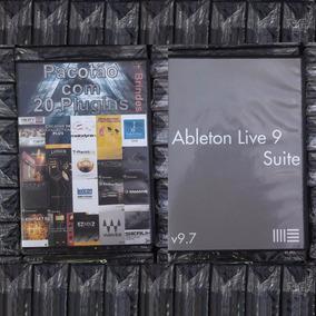 Ableton Live 9 V9.7 + Serum + Sausage Fattener + 18 Plugins
