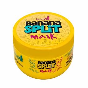 Leads Care Banana Split - Máscara Super Hidratante 300g