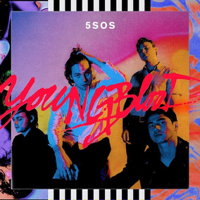 5 Seconds Of Summer Youngblood Sos Cd Nuevo Original Stock