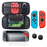 Insten Nintendo Switch Starter Kit - Incluyendo Travel W21