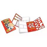 Cuaderno De Comic En Blanco Para Crear Comics Despacho Ya!!