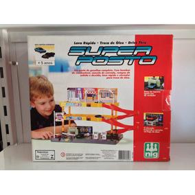 Brinquedo Super Posto De Gasolina Nig