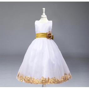 Vestido Festa Florista Casamento Formatura Batizado Daminha