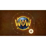 Ficha Token Jugar World Of Warcraft Original 30 Dias Juego