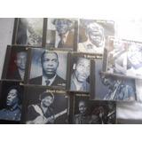 Mestres Do Blues Lote Com 12 Cd