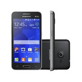 Samsung Galaxy Core 2 Muy Bueno Negro Claro