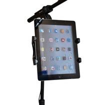 Suporte Pedestal Microfone Tablet Ipad Sansung Acer Sony
