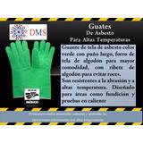 Guantes De Asbesto.5 Pares
