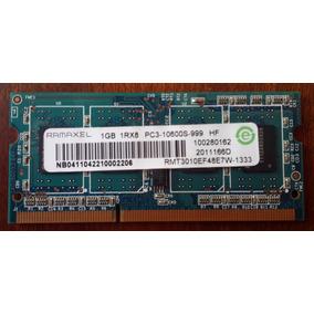 Memoria Para Laptop 1gb Ddr3 Marca Ramaxel