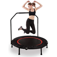 Trampolin Fitness 100cm Con Soporte Power Jump  / Lhua Store