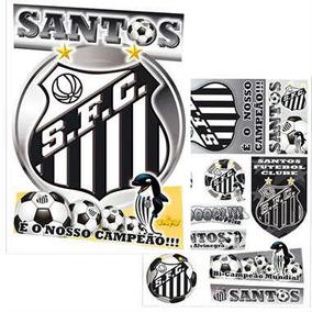 7daf04ee0b Artigos Do Santos Futebol Clube - Kits Festa no Mercado Livre Brasil