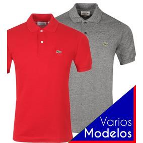 Lacoste Polo Original Peruana Masculina Manga Curta Camiseta · 12 cores. R   155 77555d77b9