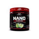 Pre-treino Nano Hardcore Maça Verde 300g -bio Nutrition