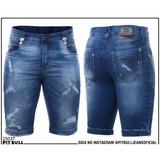 Bermuda Masculino Pit Bull Jeans Ref 25037
