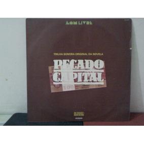 Lp Vinil Novela Pecado Capital 1975 Nacional