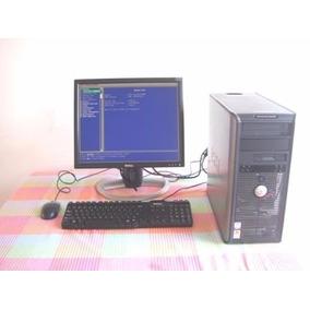 Computadora Pentium 4 Dell Gx280