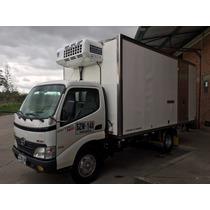 Hino Dutro Pack 300 Refrigerado