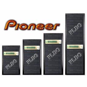 Duplicadora Cd Dvd Pioneer Torre Gravação Maquina De Gravar