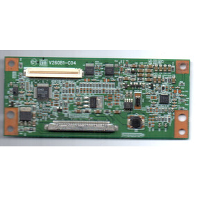 Tarjeta T-con Tv Lcd Samsung Ln26s81bd