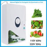 Gerador De Ozônio 600 Mg/h Ozonizador Água,ar Óleo Legumes