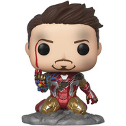 Figura Funko Pop, I Am Iron Man-avn 4 Endgame- 580 Exclusivo