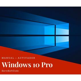 Windows 10 Pro / Guia Instalacion / Certificado