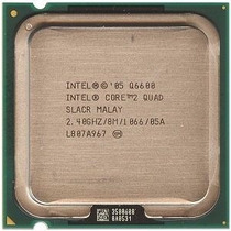 Cpu Intel Core2 Quad Q6600 Socket 775 Oem+ Brinde