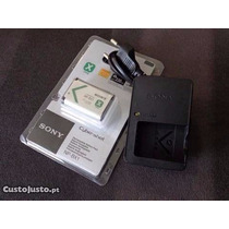 Kit Bateria Carregador Np-bx1 P Sony Dsc-rx1 Rx100 Hx300