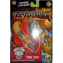 Manga Pez Koi Tattoo Max Kreisel