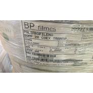 Bobinas Bopp Brilho Para Flowpack Soldável 2 Lados - Kg