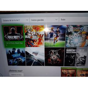 Xbox One 2 Meses De Uso Tiene Varios Juegos 12