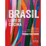 Brasil Libro De Cocina - Castanho - Neo Person