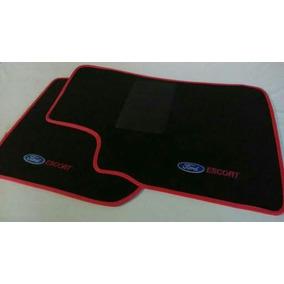 Tapetes Automotivos Ford Escort Hobby Carpete Personalizados