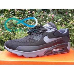 Zapatos Nike Airmax 90 Importados 2017 Negros