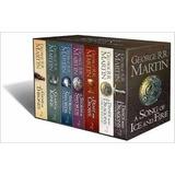 Game Of Thrones Juego De Tronos Completo 8 Libros Digitales