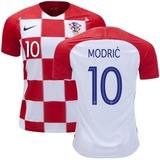 Camisa Croacia Modelo 2018 Modric Mandzukic Pronta Entrega 084e0b829992f