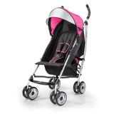 Carriola Summer Infant 3dlite 4 Posiciones Reclinables -rosa