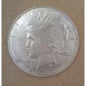 Early Silver Dollar Liberty 1921