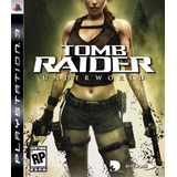 Tomb Raider Underworld Ps3 Digital