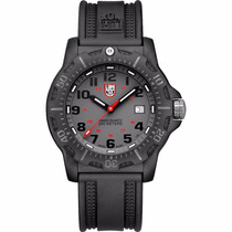Luminox Black Ops Carbon 45mm Quartz Caucho A.8802 Diego Vez