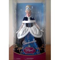 Muñeca Disney Store Princesa Cenicienta Royal Collection