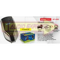 Alarma Con Control Remoto 3 Canales Hf Modelo Hf4300