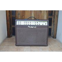 Amplificador Guitarra Acústica Roland Acoustic Chorus 100