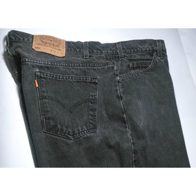 Levis Pantalon Gris 550 Relaxed Seminuevo Envio Incluido