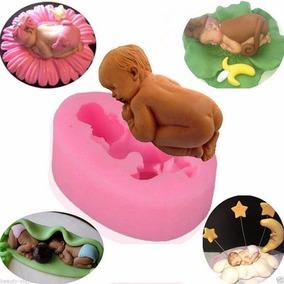 Molde Silicone Modelo Bebê Humanizado