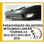 Parachoque Delantero Mitsubishi Lancer 2.0 2012 2013 2016